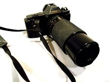 Cannon T50 35mm Camera w/Zoom Lens