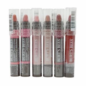 Burts Bees Lip Crayon Choose Your Shades - New & Sealed
