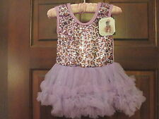 Purple Sequin Tutu, Glitter Skirt by Princess Expressions, Size 6-12 Months, NWT