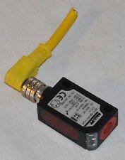Balluff Photoelectric Sensor (Photo Eye) Retroreflective Sensor LED Red Light
