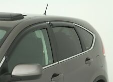 Auto Vent Shade 94485 4 pc Smoke Deflector Ventvisor for Honda CR-V