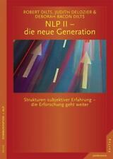 NLP II - die neue Generation - 9783873878303 PORTOFREI