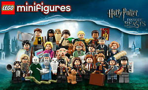 LEGO Minifigures Harry Potter #71022 / Series 1 - Collection Complete - 100% NEW