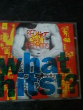 Red Hot Chili Peppers - What Hits? (1992)cd