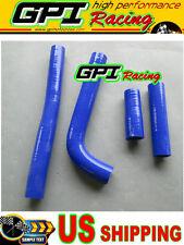 silicone radiator hose Yamaha YZ400F/WR400F/YZ426F/WR426F 1998-2002 1999 2000 01