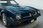 1974 Pontiac Trans Am  1974 trans am SD 455