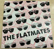 THE FLATMATES Self Titled (1987) 12-Inch EP Subway Organization UK Indie RARE