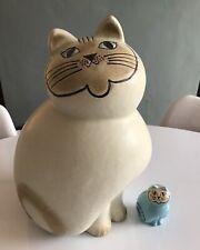 More details for lisa larson mia maxi lg ceramic siamese cat k-studion gustavsberg made in sweden