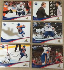 Team Lot 20 Edmonton Oilers Cards - Ryan Smyth, Sam Gagner, Ryan Nugent-Hopkins+