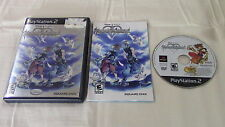 Kingdom Hearts Rechain of Memories Sony Playstation 2 PS2 Video Game Complete