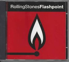The Rolling Stones  ‎– Flashpoint  cd