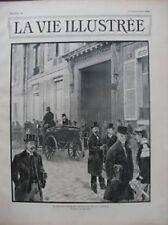 LA VIE ILLUSTREE 1899 N 4 LE PREMIER CONSEIL DE CABINET