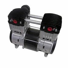 Greeloy Gm1600 2 Hp Silent Oil Free Mini Air Compressor Motor 230v 3 Phase