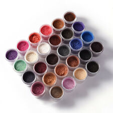 Glitter Metallic Eye Shadow High Light Powder Long-lasting Shimmer Mini Cosmetic
