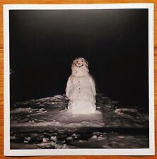 "SIGNED - ALEC SOTH - HOLIDAY SNOWMAN - LTD 6"" x 6"" 2014 MAGNUM ARCHIVAL PRINT"