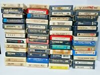 8-Track Tapes R&B, Classical, Rock, Soundtrack, Country - U PICK