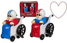 Grand prix grannies game stocking filler wind up clockword toy racing novelty
