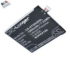 Battery 1900mAh type 35H00237-01M BOPKX100 HTC Desire 626G+ Dual SIM