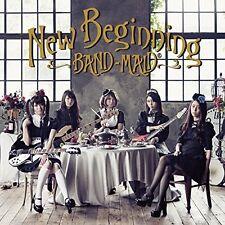 Band-Maid - New Beginning [New CD] Japan - Import