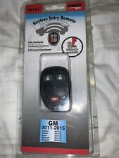 Dorman 99161 3 Button Keyless Entry Remote with Programmer for GM Truck SUV New