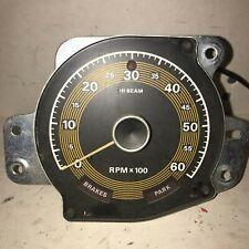 1971 Mercury Cougar Xr7 Tachometer Instrument Cluster OEM Ford