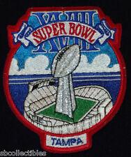 1984 - SUPERBOWL XVIII - TAMPA FLORIDA - NFL - CBC MEDIA PRESS CREST - NEAR MINT