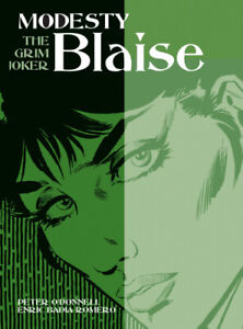Modesty Blaise - The Grim Joker by Peter O'Donnell