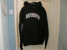 UNINTERRUPTED Mens Hoodie (Black) (M)