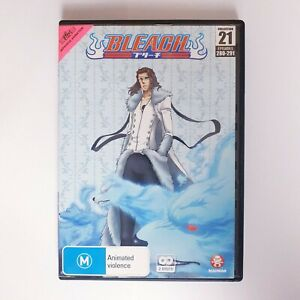 Bleach Collection 21 DVD Anime TV Series PAL Region 4 Free Postage