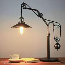 Design Schreibtischleuchte Bicolor E27 Schreibtischlampe Vintage Büroleuchte