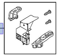 Vauxhall Scheinwerfer Halter Passend Reparatursatz - Original - 93187180