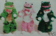 FREE SHIPPING OF ONE FROG  MARIONETTE PUPPET