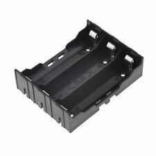 DIY Battery Holder W 6 Pins for 3x 18650 Rechargeable Li-ion Batteries WS Wsd7