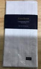 Package of 7 new Handkerchiefs full size white
