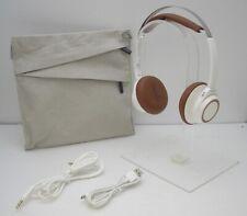 Plantronics Backbeat Sense Estéreo Bluetooth Smart Inalámbrico Blanco/Bronceado
