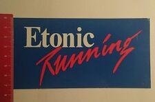 Aufkleber/Sticker: Etonic Running (260117104)