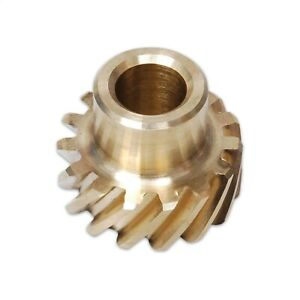 """MSD Ignition 8583 Distributor Gear of Bronze Fits 79-96 Ford - 0.466"""" ID"""