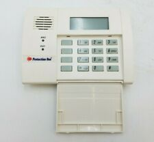 Protection One 6150RFPL2 Fire Alarm Security System Keypad LCD Display Control