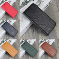Leather Flip Stand Case Wallet Cover For Motorola Moto G3 / 3rd Generation