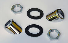 Chrome Essuie-glace Bezel Kit, Pour Triumph TR3A, Morgan et Austin Healey 3000, ADB826
