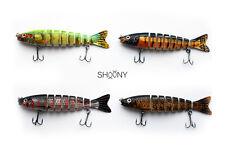 SHOONY Swimbait Jerkbait Fishing Lure Crappie Crankbait Swimbait Pike Musky