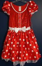 New Disney Store Classic MINNIE Costume Dress Adult Large