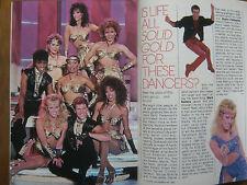 1985 TV Guide(SOLID  GOLD/JACK WARDEN/SCOTT VALENTINE/TRACY POLLAN/PENNY PEYSER)