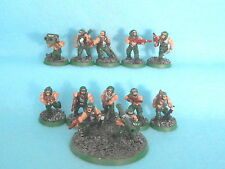 WARHAMMER IMPERIAL GUARD ARMY- CADIAN/CATACHAN INFANTRY