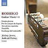 Rodrigo: Guitar Music, Vol. 1 - Jeremy Jouve & Judicael Perroy (CD)