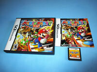 Mario Party DS (Nintendo DS) Lite DSi XL 3DS 2DS w/Case & Manual