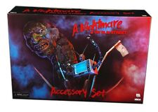 NECA, Nightmare on Elm Street, Deluxe Accessory Set, New and Sealed