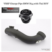 VRSF Charge Pipe Upgrade Kit With TIAL BOV for 07-10 BMW 135i / 335i N54