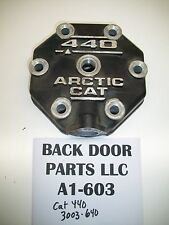 1990 ARCTIC CAT JAG 440 SNOWMOBILE CYLINDER HEAD 3003-640 A1-603