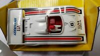 1970 Champ of the Road L&M #6 Porsche Audi Racing Car (White HK 1:40) Sweet!